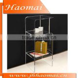 acrylic flex shelf unite,acrylic corner shelf unites,corner shelf unit,wall unit shelving.Staccato Shelf,acrylic shelves