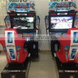 32 inch 3D Outrun play racing car games online indoor playground car racing vending machine