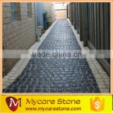 Granite cobblestone pavers for walkway,driveway ,patio,park
