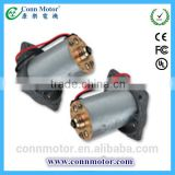 Small Round Permanent Magetic Electric Motor for Vibrating bed and Massage Chair