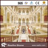 update price of hand carved marble stairs pillar decorative marble column
