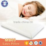 Baby head contour positioning foam pillow