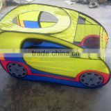 Car shape pop up child play tent