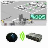 Rosim wireless parking detection sensor system to fina a vacant parking space in outdoor parking