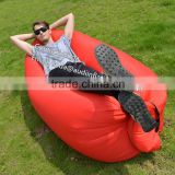 Lightweight fast filling inflatable sleeping bag Lamzac hangout