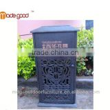 Decorative Covers Advertising Outdoor Trash Can