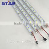 Barra LED 100cm 5730 90led 12v 20w IP65 Epoxy waterproof led hard strip light bar with SM connector