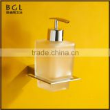 No.85238A Luxury Bathroom Design Brass Chrome Wall Mounted Bathroom Accessories Soap Dispenser