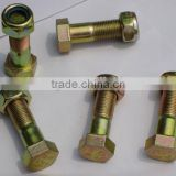 oem hex head brass bolts and nuts screws