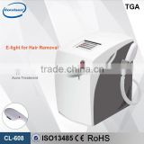 E-light Ipl Rf Nd Yag Laser Laser Removal Tattoo Machine Multifunction Machine Brown Age Spots Removal