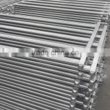 Made in China pipe livestock panels,corral used panels,sheep cattle yard fencing panels for sale