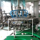 Omron Touch Screen Control Middle Capacity beer Pressure filling machine Crown Capping machine For Indonesia Market