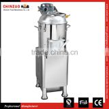 CP-20 Stainless Steel Commercial Potato Peeler Electric Vegetable Cutter Machine for Sale