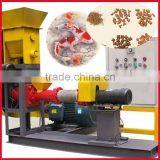 Hourly 200-4000kg Productivity Floating Fish Feed Machine Pellet Machinery floating fish feed pellet processing machine
