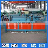 Large size steel wire straightening and cutting machine Price Factory steel wire straightening and cutting machine