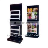 Nail polish organizer case display wholesale products for manicure TKN-552