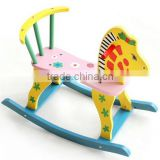 2017 wooden horse rocking walking baby toy children equipment parts product wholesale interior decoration alibaba china supplier