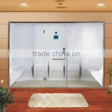 Factory Supplier Wet Steam Function and Sauna Rooms Type Facial Sauna Steam Room For Sale