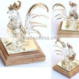 Hand Blown Glass 12 Chinese Zodiacs & Animals