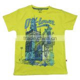 kids clothes printing 100% t shirt printing for little boy wholesale custom t shirt