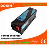 Low Frequency 3KW Inverter With UPS function ,3000w Pure Sine Wave Inverter Charger