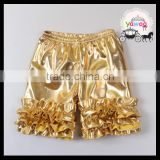 2016 yawoo sequin ruffle shorts toddler summer icing ruffle shorts sparkle design cute children baby ruffle shorts