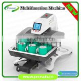 2015 newest multifunction 3d sublimation machine of ST-420 for phone case, mugs, T-shirt