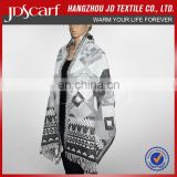 High Quality Luxury good quality instant winter shawl