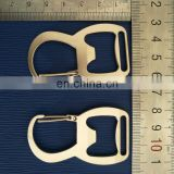 metal bottle opener clip for lanyard accessory