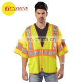 CE Reflective cheap Safety vest