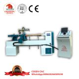 cnc woodworking lathe machinery for making wooden furniture legs
