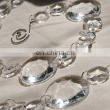Clear Wedding Acrylic Crystal garland