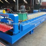 Russian Roof And Wall Panel Rolling Equipment