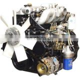 Motor engine (YZ485QB series diesel engine,36kw/3200rpm,torque:125Nm/2200rpm)