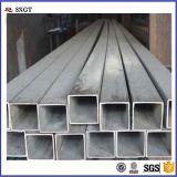 hot sales construction galvanized square ASTM Q195 steel tube making machine