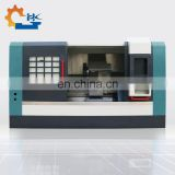 Chinese Made Brand CNC Metal Machine With Tailstock Lathe In Japan