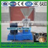 Tomato paste grinding machine peanut butter making machine tahini making machine for sale