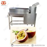 passion fruit peeling juicer Industrial passion fruit juicer
