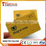 high quality PVC printing machine plastic business card cheap