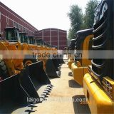 5t wheel loader hydraulic pump with loader air brake valv
