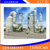 Sulfur Dioxide Gas Absorbing Tower And Industrial Packed Column Factory Outlet