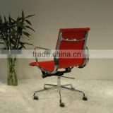 Luxury Aluminum Office executive Chair with wheels