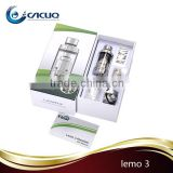 Newest Innovatively Designed Atomizer Eleaf Lemo 3 Tank