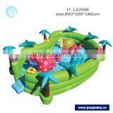 JT-14204B used children soft play area equipment for sale