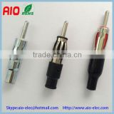 universal antenna cable adapter connectors standard factory male antenna plug Automobile Accessories
