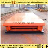 Stationary Electric Cylinder Hydraulic Scissor Platform Lift Table/hydraulic scissor lift platform cargo lift tables