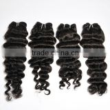 New products for teeneagers bohemian remy human hair extension
