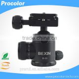 Photographic equipment tripod head camera digital video professional aluminum versatile ball head