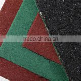 Top Quality Non-toxic Outdoor Basketball Court Rubber Mat