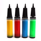 Magic Plastic Mini Balloon Inflator Hand Pump For Party